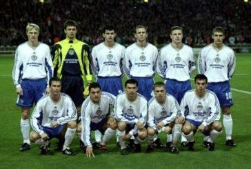 Київське «Динамо» – серед найвидатніших команд в історії футболу