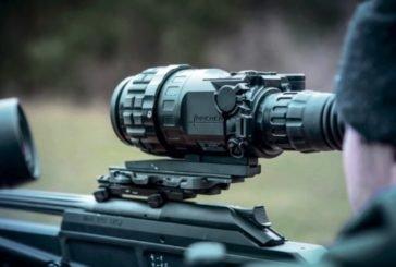 З військової частини викрали подаровану США оптику