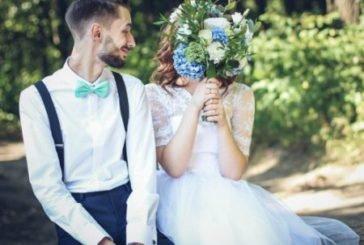 Молодята розлучилися через… три хвилини після весілля