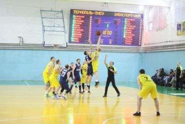 БК «Тернопіль-ТНЕУ» переміг баскетболістів з Дніпра (ФОТО)