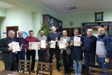 Відбулася командно-особистісна першість ТНЕУ з шахів серед працівників (ФОТО)