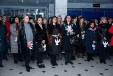 У ТНЕУ вшанували пам'ять про Новітніх Героїв України (ФОТО)
