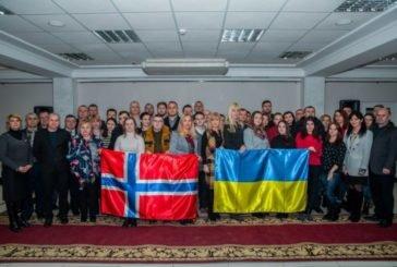 У ТНЕУ розпочався навчальний семестр у рамках проекту «Україна – Норвегія» для військовослужбовців (ФОТО)