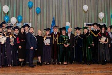У Хмельницькому навчально-науковому центрі ТНЕУ – перший випуск магістрів (ФОТО)