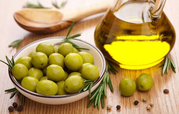 Оливкова олія – проти головного болю