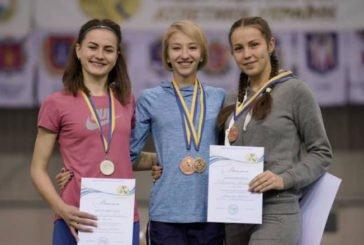 """У тернопільських легкоатлетів """"срібло"""" і """"золото"""" чемпіонату України"""