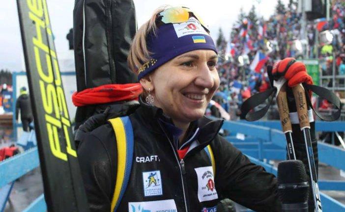 Тернополянка Олена Підгрушна поїде на другий етап Кубка IBU