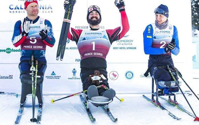 Тарас Радь здобув третю поспіль нагороду на чемпіонаті світу