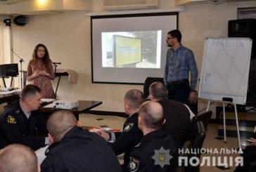 На Тернопільщині поліцейські вчилися ефективно реагувати на порушення під час виборів (ФОТО, ВІДЕО)