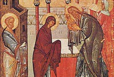 Сьогодні, 15 лютого, – одне з найбільших християнських свят: Стрітення Господнє
