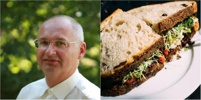 У Словенії депутат через вкрадений сендвіч пішов у відставку