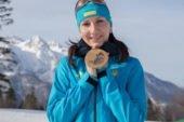 У тернопільської біатлоністки Олени Підгрушної виявили запалення серцевого м'яза