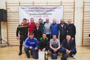 Кременецька команда з міні-футболу здобула третє місце на змаганнях у Польщі (ФОТО)