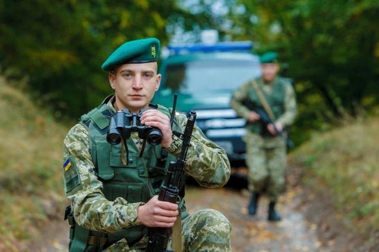 Жителів Тернопільщини запрошують у прикордонники