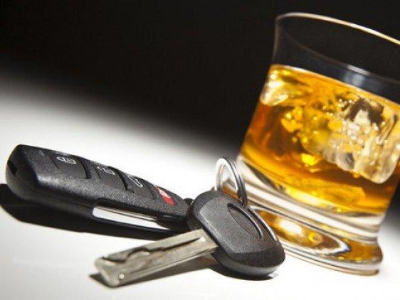 Тернопільським патрульним у вихідні попалися семеро п'яних водіїв