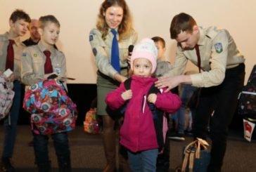 120 дітей тернопільських військових отримали подарунки від української діаспори (ФОТО)