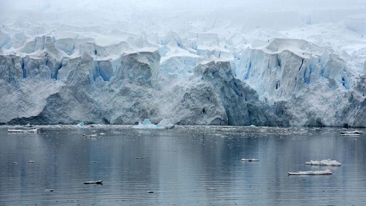 «Диявольський» льодовик змінить екосистему Землі