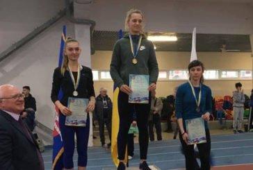 """Представники тернопільського """"Інваспорту"""" здобули три нагороди чемпіонату України з легкої атлетики"""