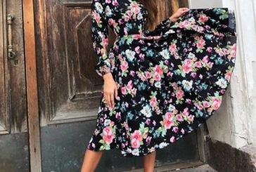 Как сочетать платье с кроссовками?