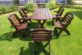 Садові меблі – комфорт на природі