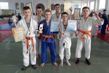 Юні тернопільські дзюдоїсти привезли із Золочева шість медалей