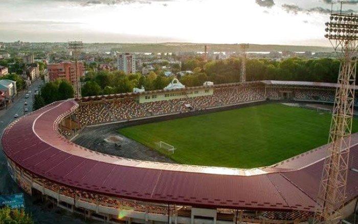 Центральний стадіон в Тернополі збираються відремонтувати