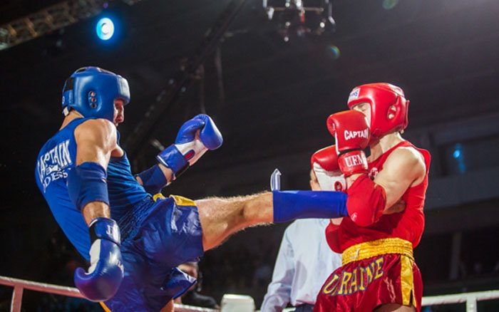 Тайські боксери з Тернополя змагались за Кубок Карпат