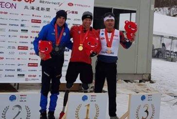 """Тернополянин Тарас Радь здобуває """"срібло"""" у біатлоні на фіналі Кубку світу в Японії"""