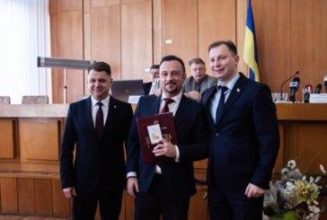 Викладача ТНЕУ нагородили Почесною грамотою Кабміну (ФОТО)