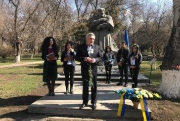 Студенти Єреванського навчально-наукового інституту ТНЕУ вшанували Кобзаря (ФОТО)