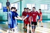 У ТНЕУ відбулася спартакіада з волейболу серед чоловічих команд (ФОТО)