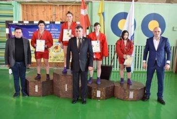 Студенти ТНЕУ – серед переможців Кубка України з самбо (ФОТО)