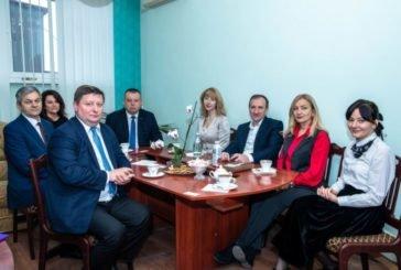 До ТНЕУ завітала делегація WSB University з Польщі (ФОТО)