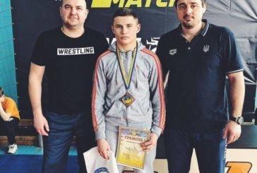 Студент ТНЕУ отримав «бронзу» Чемпіонату України з греко-римської боротьби (ФОТО)