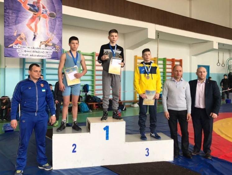 Тернополянин Максим Радик – бронзовий призер Міжнародного турніру з греко-римської боротьби «Надія-2019» (ФОТО)