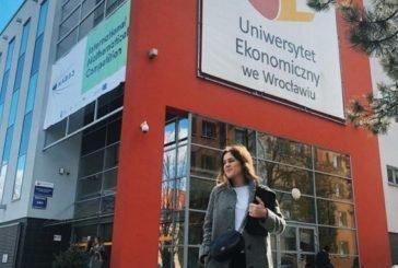 Студентка ТНЕУ поділилася враженнями від навчання у польському університеті (ФОТО)