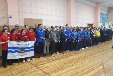 Представник Тернопільського «Інваспорту» Василь Горобець завоював дві срібні медалі чемпіонату України з пауерліфтингу серед спортсменів з порушеннями зору