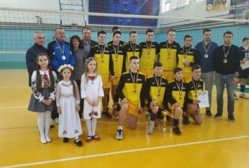 Тернопільські волейболісти – переможці чемпіонату України