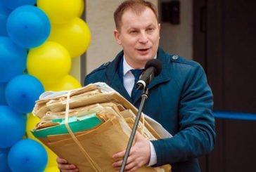 Голова Тернопільської ОДА Степан Барна: «30-річна епопея із будівництвом Державного обласного архіву - довгобуду завершена»