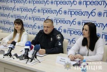 Понад 1800 працівників поліції забезпечуватимуть громадський порядок на виборчих дільницях Тернопільщини