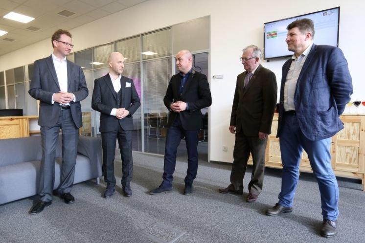 Європейська IT-компанія «Unicorn Systems» відкрила офіс у Тернополі