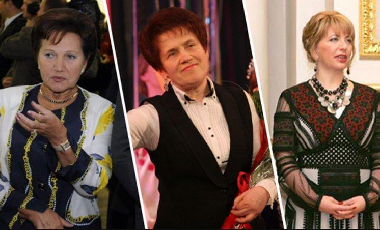 Дружини українських президентів: хто вони та чим запам'ятались