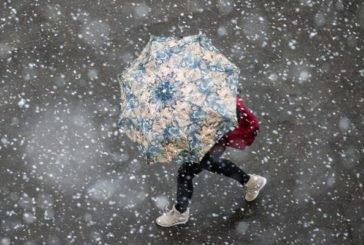 Витівки березня: у вівторок на Тернопільщині дощ зі снігом