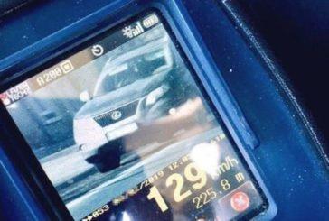 На Тернопільщині патрульні склали1457постанов за перевищення водіями швидкості руху