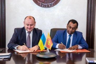 ТНЕУ і ТОВ «Ранватта» зі Шрі-Ланки підписали угоду про співпрацю (ФОТО)
