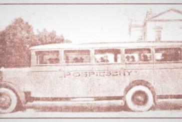 У далекому 1929 році пасажирів із Кременця перевозив автобус «Шкода» (ФОТО)