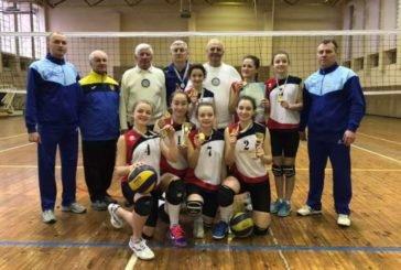 Волейболістки Тернопільського «Інваспорту» стали чемпіонками України серед спортсменів з порушеннями слуху