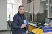 У ЦНАПі Тернополя видали перший паспорт (ФОТО)
