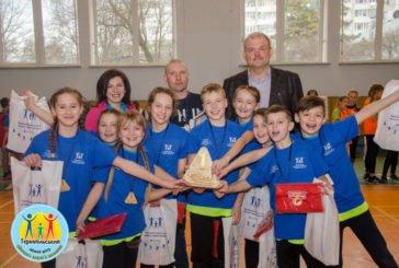 Юні тернополяни перемогли в І турі Західноукраїнської ліги за програмою IAAF «Дитяча легка атлетика» (ФОТО)