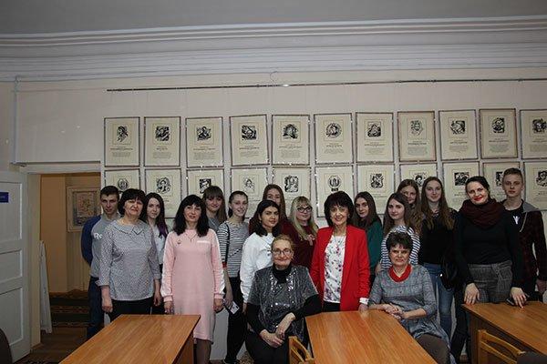 У Тернопільській обласній бібліотеці провели інформаційну годину «Захист прав споживача» (ФОТО)